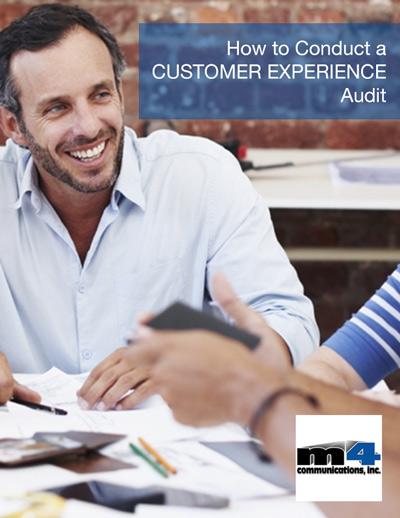 Customer Experience Audit